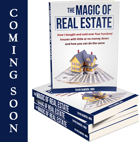 The Magic of Real Estate book by Toyin Dawodu