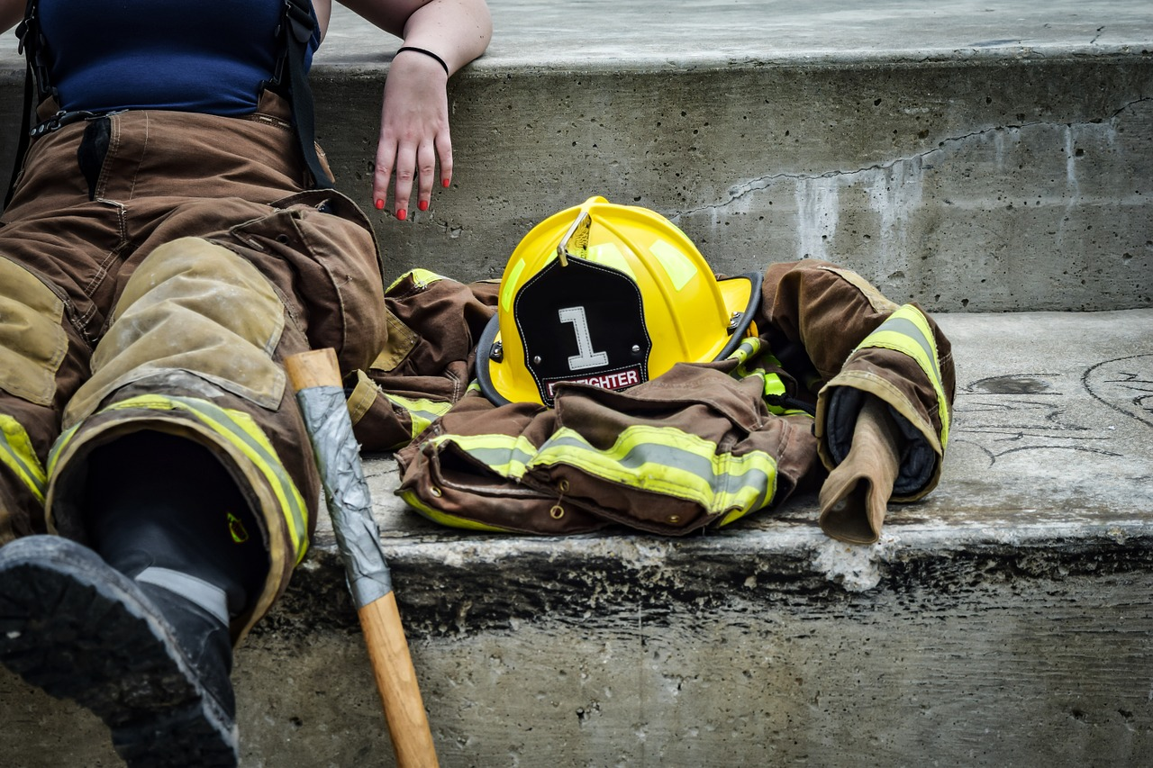 Firefighter - Give more than you take