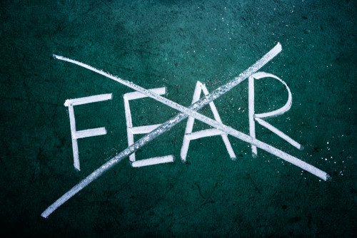 fear of failure | The F Word by Toyin Dawodu