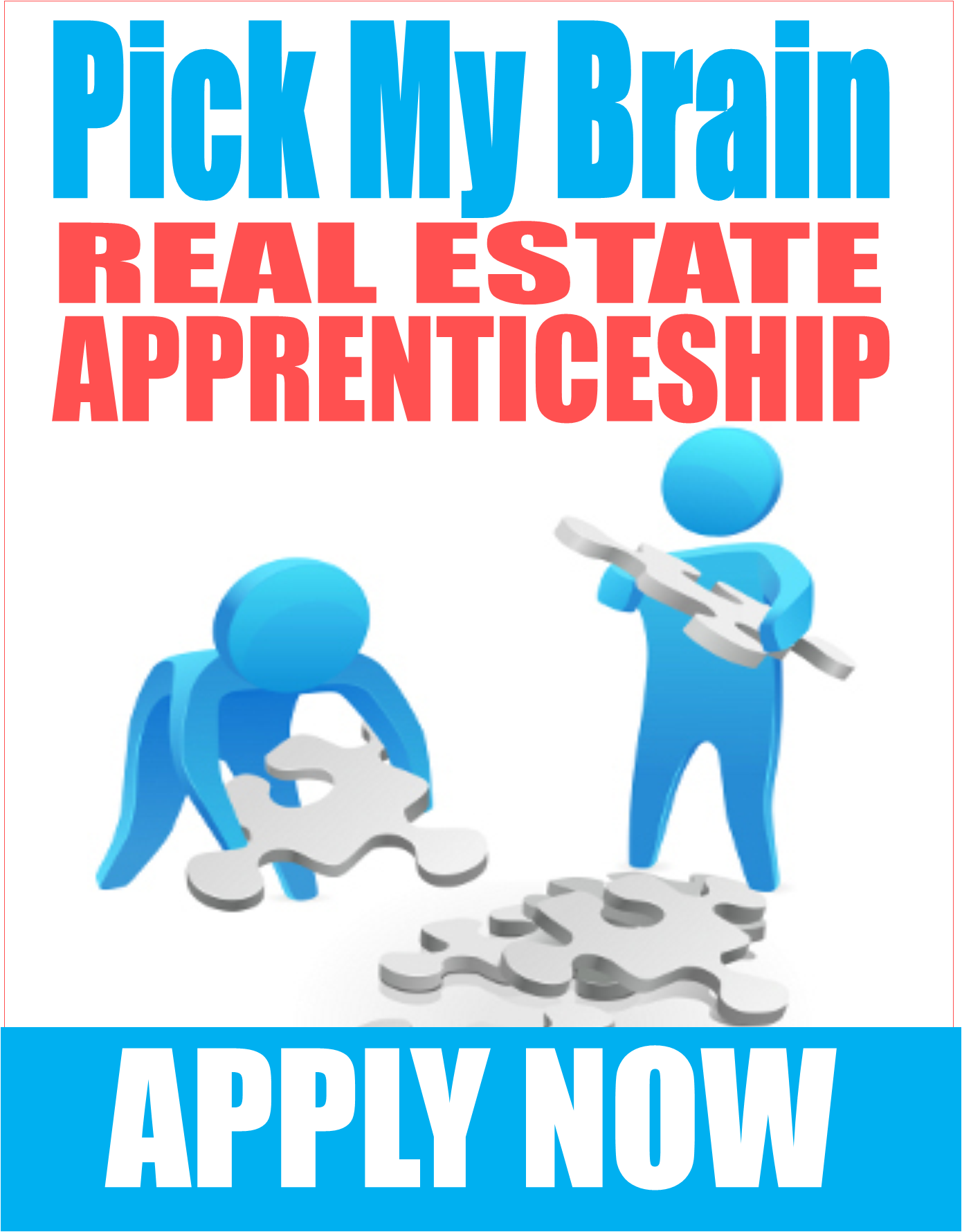 Apply for the real estate apprenticeship